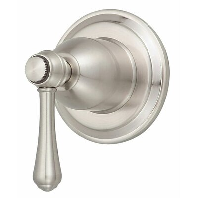 Opulence Volume Shower Faucet Trim Finish: Brushed Nickel