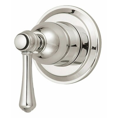 Opulence Volume Shower Faucet Trim Finish: Chrome