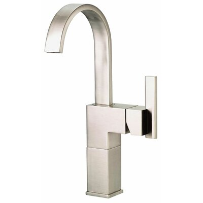 Sirius Single Handle Single Hole Vessel Faucet Finish: Brushed Nickel