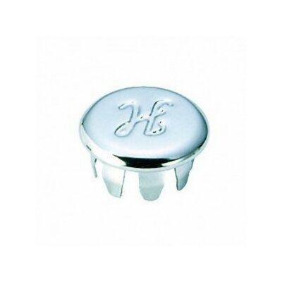 Sheridan Hot or Cold Index Buttons Finish: Chrome, Index Side: Hot