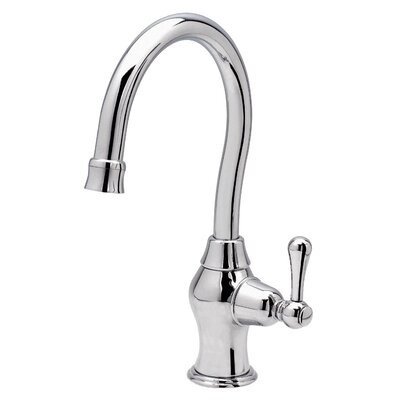 Melrose Single Handle Deck Mounted Pantry Faucet Finish: Chrome