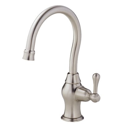 Melrose Single Handle Deck Mounted Pantry Faucet Finish: Stainless Steel
