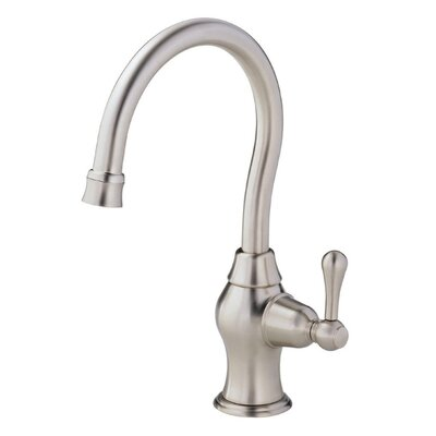 Melrose Single Hole Mount Pantry Faucet Finish: Stainless Steel