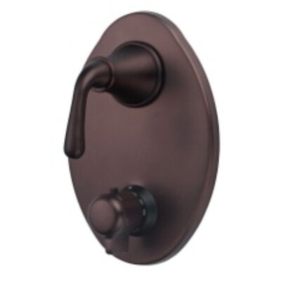 Bannockburn Thermostatic Shower Faucet Trim Finish: Oil Rubbed Bronze, Part: Valve and Trim Kit