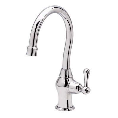 Melrose Single Hole Mount Pantry Faucet Finish: Chrome