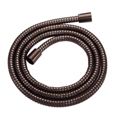 All Metal Interlock Hose Finish: Oil Rubbed Bronze