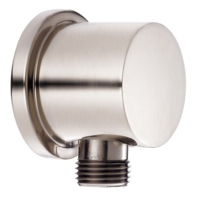 R1 Supply Elbow Finish: Brushed Nickel