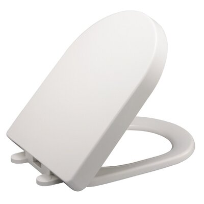 Ziga Zaga Soft-Close Elongated Toilet Seat