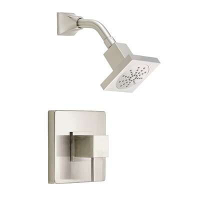 Reef Shower Faucet Trim with Lever Handle Finish: Brushed Nickel