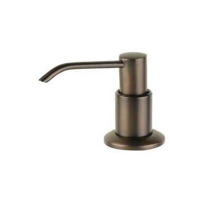 Deluxe Soap and Lotion Dispenser Finish: Oil Rubbed Bronze