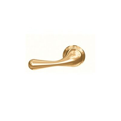 Traditional Tank Lever Finish: Polished Brass