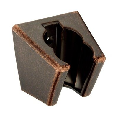 2 Position Wall Mount Bracket Finish: Tumbled Bronze