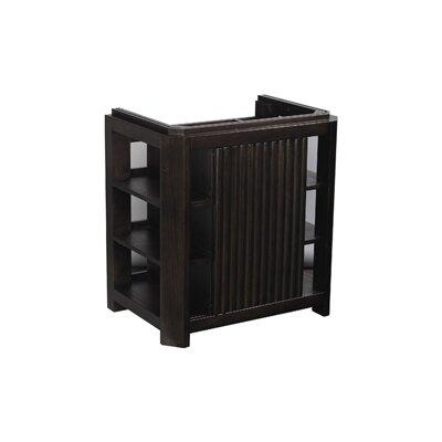 Cirtangular 30 Freestanding Vanity Base
