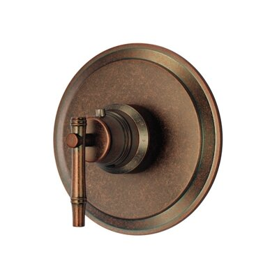 South Sea 0.75 Thermostatic Faucet Shower Faucet Trim Only Finish: Distressed Bronze