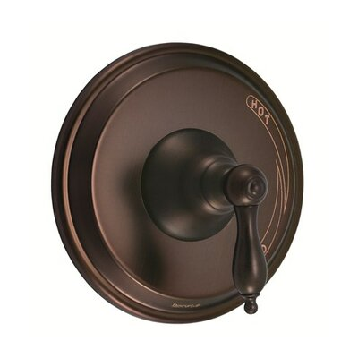 Fairmont Diverter Shower Faucet Trim Finish: Oil Rubbed Bronze