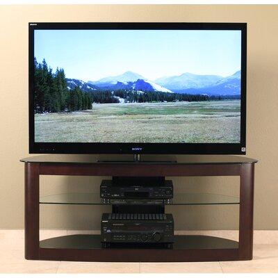 Cheap Transdeco 55″ Flat Panel TV Stand in Espresso (TDI1062)