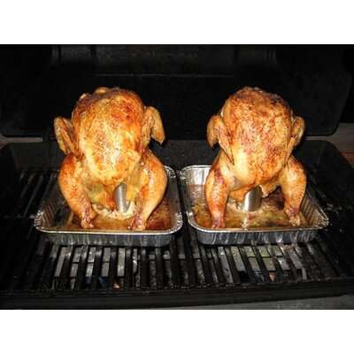 Chicken Beer Roaster
