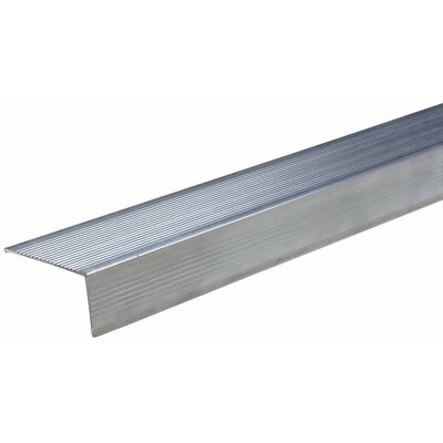 1.5 x 4.5 x 36 Stair Nose in Mill (Set of 6)