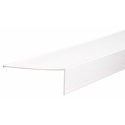 "2.75"" x 36'' Stair Nose in White 77883"