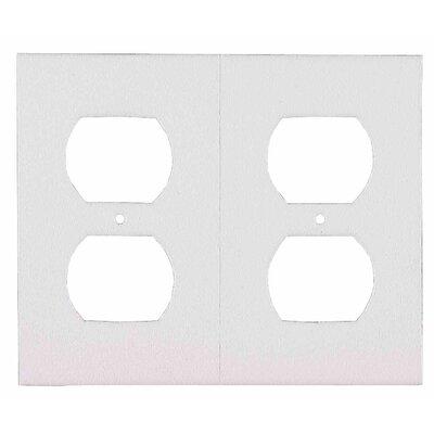 GFCI Outlet Plate Sealer