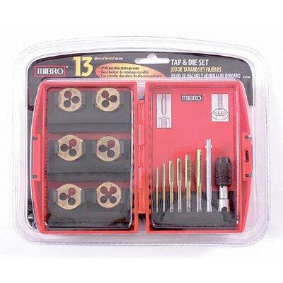 Mibro 13 Piece Tap & Die Set 873940