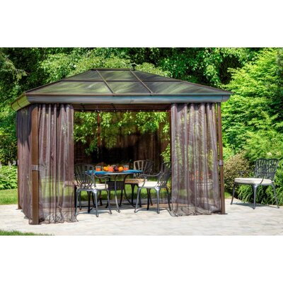 Gazebo Penguin Four Season Gazebo - Size: 12' W x 16' D at Sears.com