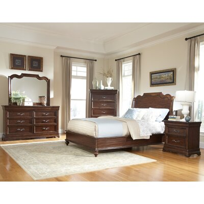 Signature Panel Configurable Bedroom Set