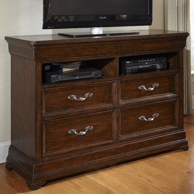 Signature 4 Drawer Media Chest