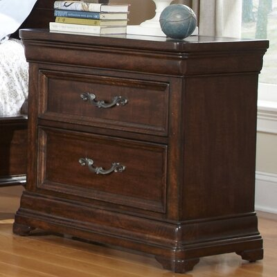 Signature 2 Drawer Nightstand