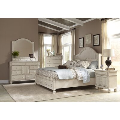 Newport Panel Configurable Bedroom Set