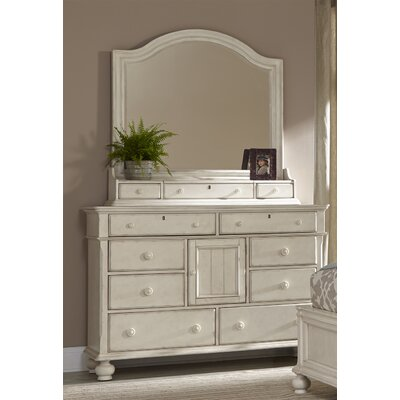 Newport 3 Drawers Combo Dresser