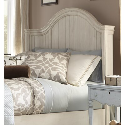 Newport Panel Headboard Size: King