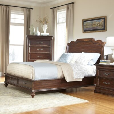 Signature Storage Platform Bed