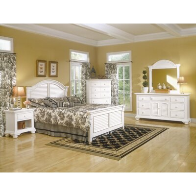 Montcerf Panel Configurable Bedroom Set