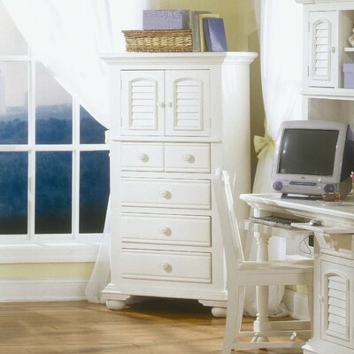 Loan for furniture Cottage Traditions 4 Drawer Lingeri...