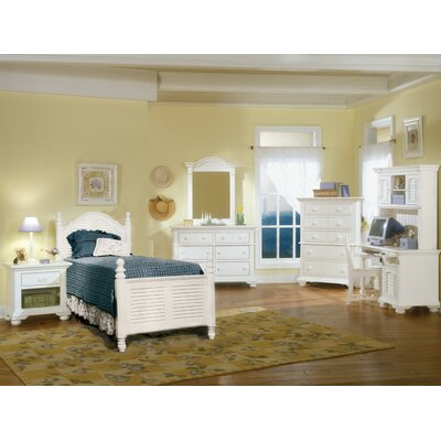 Easy furniture financing Cottage Panel Bed...
