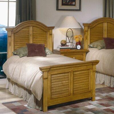 Montcerf Panel Bed