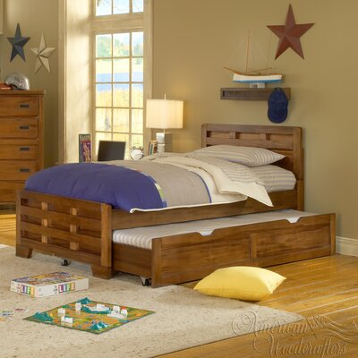 Cheap Heartland Captains Bed with Trundle (WDA1241)