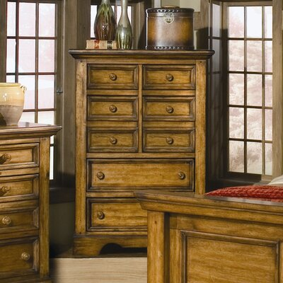American Woodcrafters Eagles Nest 5 Drawer Chest at Sears.com