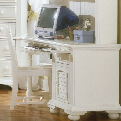 Montcerf 40.5 Desk Hutch Finish: Eggshell White