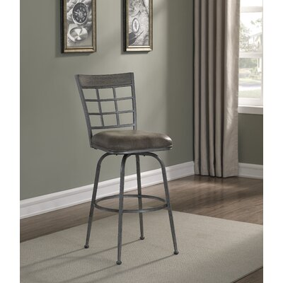 Perreira Swivel Bar Stool