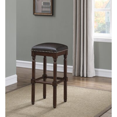 Mickelsen Backless Bar Stool