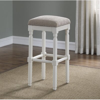 Leshia Backless Bar Stool