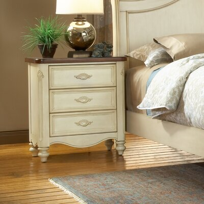 Furniture financing Chateau 3 Drawer Nightstand...