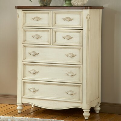 American Woodcrafters Chateau 5 Drawer Chest at Sears.com