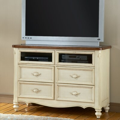American Woodcrafters Chateau Entertainment 4 Drawer Chest at Sears.com
