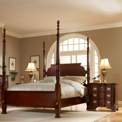 lasting traditions four poster bedroom collection bedroom set mart