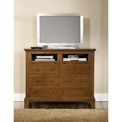 American Woodcrafters Bradford 6 Drawer Entertainment Chest at Sears.com