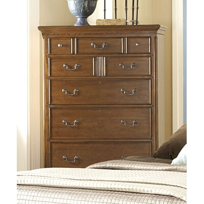American Woodcrafters Nantucket 5 Drawer Chest at Sears.com