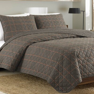 Inglewood Reversible Quilt Set Size: Full / Queen